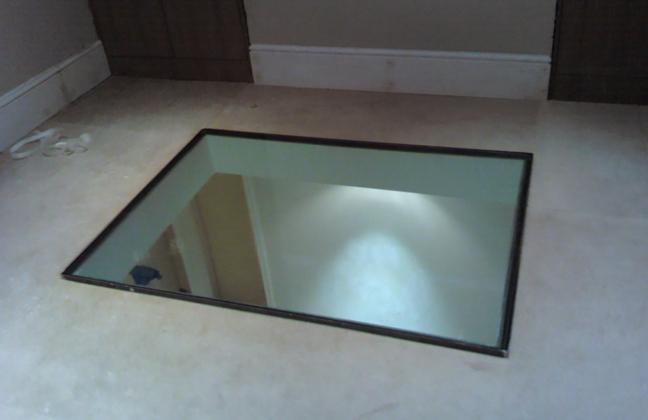 Floor Glass Formaglass