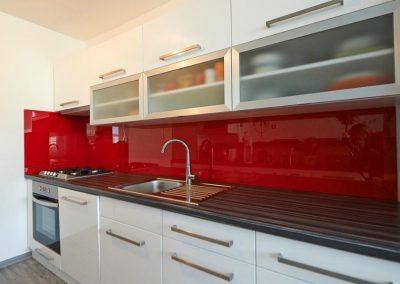 Kuzhin-Lacobel Luminous Red